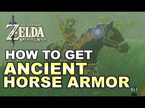 Ex Ancient Horse Rumors Guide Zelda Botw DLC 2