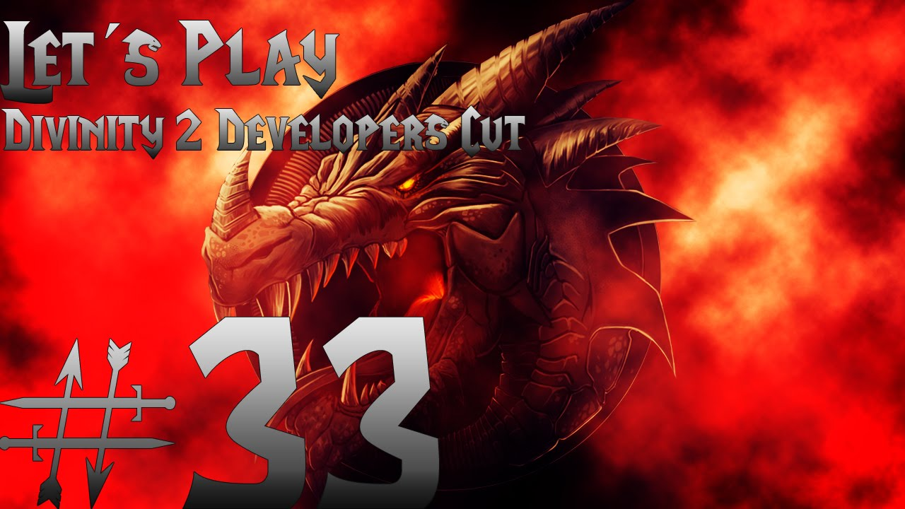 let´s play divinity 2 developers cut [ego draconis] #33 - isabella