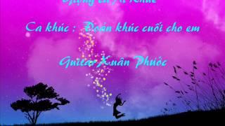Đoản khúc cuối cho em - Ái Khuê (Acoustic)