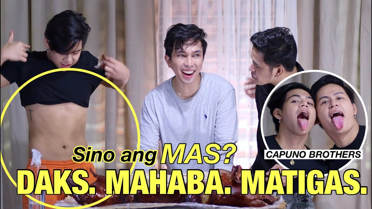 LECHON MUKBANG WITH A TWIST by Medyo Maldito featuring the CAPUNO BROTHERS