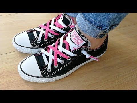 Formas divertidas de atar tus zapatillas by Cosmopolitan Televisión España