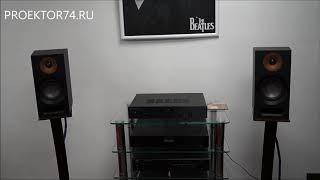 Прослушивание полочной акустики Jamo S803