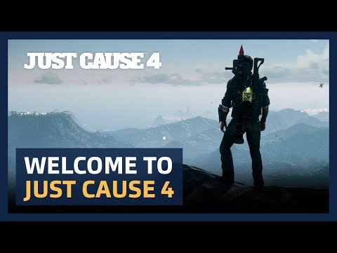 Welcome to Just Cause 4 [PEGI]