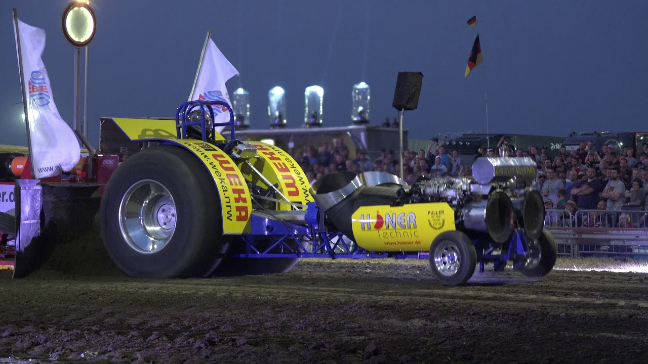 Light Modified 25t Tractor Pulling Edewecht 2018 By Mrjo Youtube