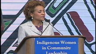 Governor General Michaëlle Jean speech