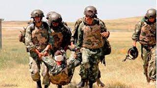 Мощь таджикской армии. Граница с Афганистаном на замке. Учения ОДКБ
