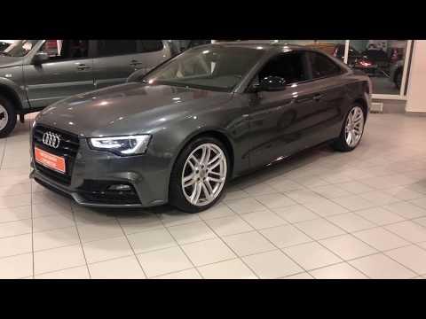 Audi A5 I (8T) Рестайлинг