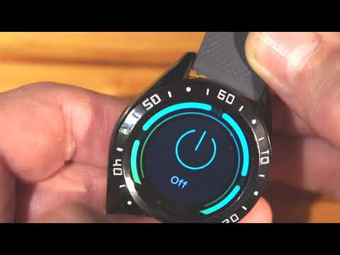 GT105 Smartwatch - Waterproof Sports And Fitness Smart Watch Full Review (link In The Description)