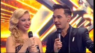 Ce au spus juratii X Factor Romania despre prestatia lui Florin Ristei si a Lorei