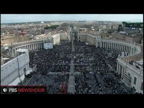 Watch the complete Inaugural Mass of Pope Francis