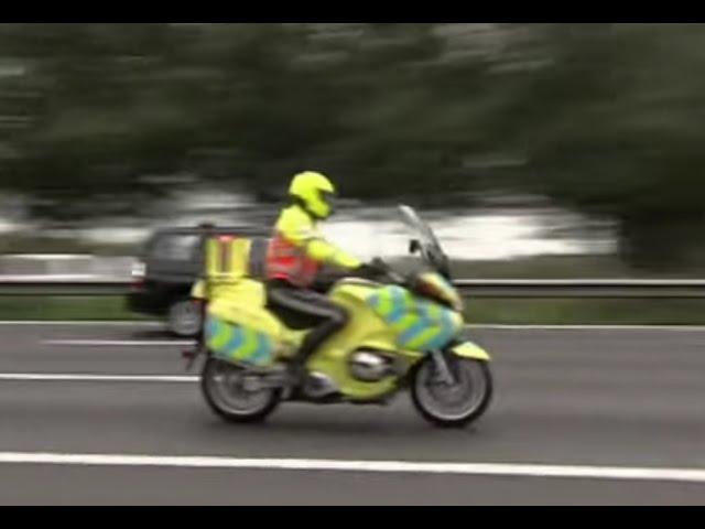 Blik op de Weg OFFICIAL - Special Motorrijders van Rijkswaterstaat