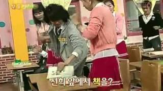 MICKY YOOCHUN DANCING HEY MICKY!!!!
