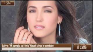 """Balivo: """"Mi spoglio se il 'mio' Napoli vince lo scudetto"""