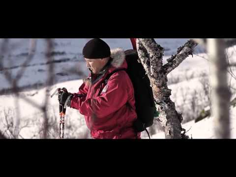 Guide Gunnar, the outdoor travel guide for northern Norway