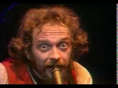 Marc Stout - IAN ANDERSON is a classic rock bad ass