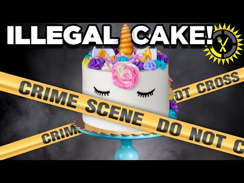 Food Theory: Is Your Cake ILLEGAL? - The Food Theorists