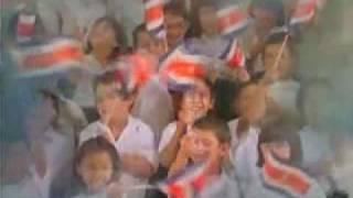 コスタリカ国歌 日本語字幕