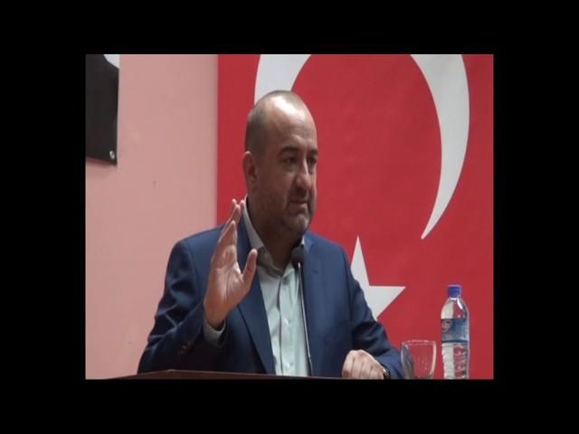 Ayhan Gider - Kepez Belde 6.Olağan Kongresi