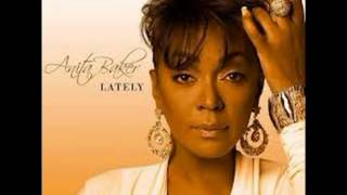 Anita Baker Lately Only Forever New Album