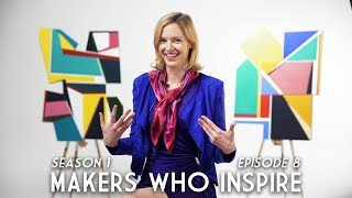 Julia Townsend - Abstract Painter | MAKERS WHO INSPIRE