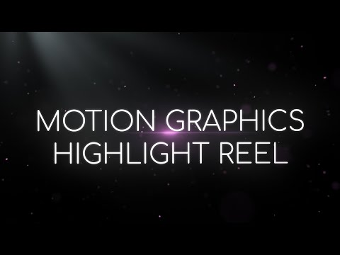 Motion Graphics and Animations