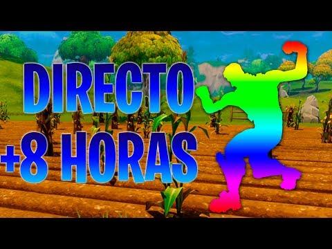 50 WINS EN EL NUEVO TORNEO + SORTEO 1000 PAVOS + 8 HORAS DE DIRECTO !!! - SrSaiK