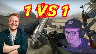 1v1 CS:GO AIM_MAP_OTTELU ft. Matteplays