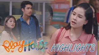 Playhouse: Shiela stops Zeke from cutting the line | EP 12