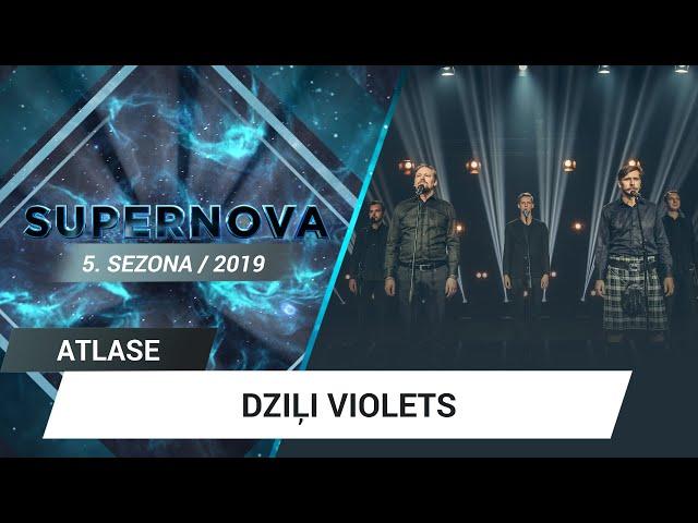 Dziļi Violets feat. Kozmens