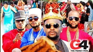 G 4 The money Men Season 1 {NEW MOVIE} - Zubby Micheal 2019 Latest Nigerian Nollywood Movie