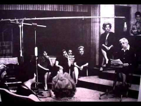 La Radio en España a final de los 50