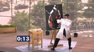 Американец умеет рисовать!!!Лучший художник!!!Рисунок за 1.5 минуту!!!СУПЕР!!!(Американец умеет рисовать!!!Лучший художник!!!Рисунок 1.5 минуту!!!СУПЕР!!! Если вам понравилось ставьте лайк..., 2014-06-24T10:30:40.000Z)