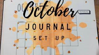 OCTOBER 2019 Journal Setup | BudgetWithBri