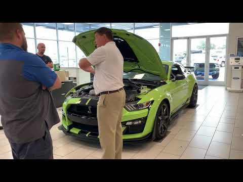 2020 Shelby GT500 Will Run 10.60's 1/4 Mile!!