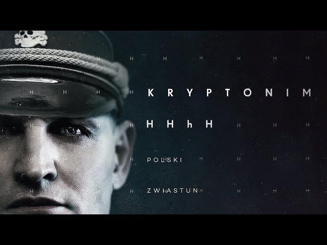 Kryptonim HHhH; oficjalny polski zwiastun, w kinach od 10 listopada