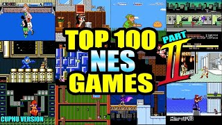Top 100 NES Games [Part 2]    😭1980s NOSTALGIA that WILL make YOU CRY😭