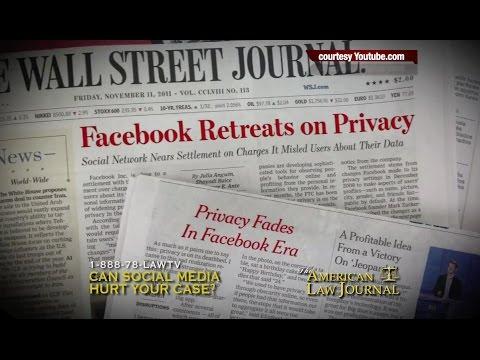 Facebook, Surveillance, & The Work Injury