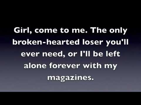 Magazines Lyrics