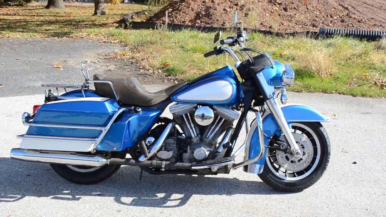 For Sale 1985 Harley Davidson Flhs Electra Glide Sport At