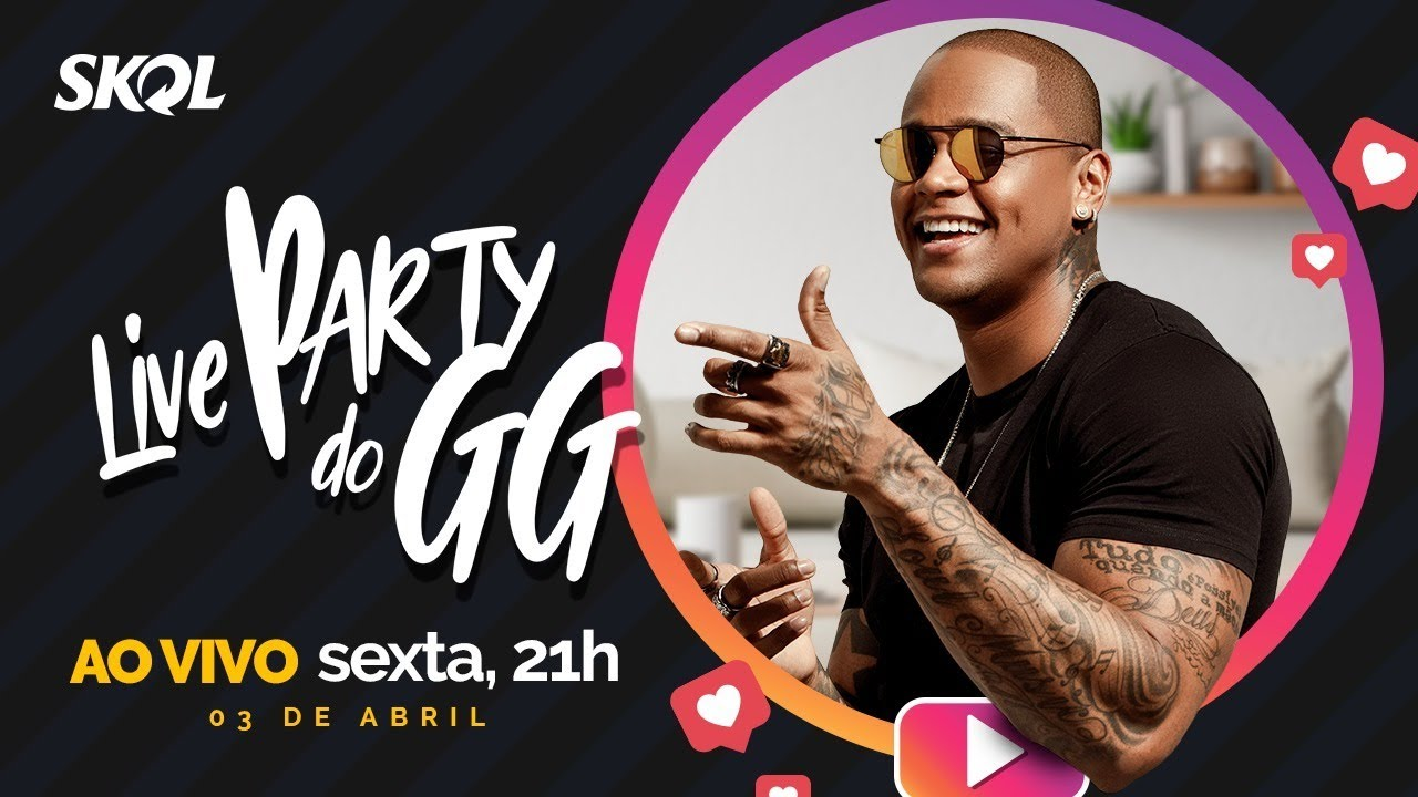 Live Party do GG | Show de Léo Santana