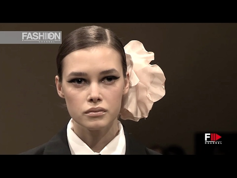 MALENE BIRGER Autumn Winter 2011-12 Copenhagen - Fashion Channel
