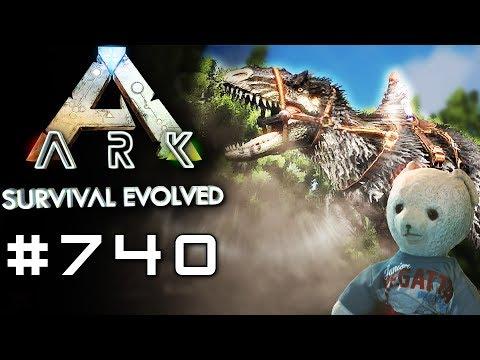 ARK #740 YUTYRANNUS PATCH 258 ARK Deutsch / German / Gameplay