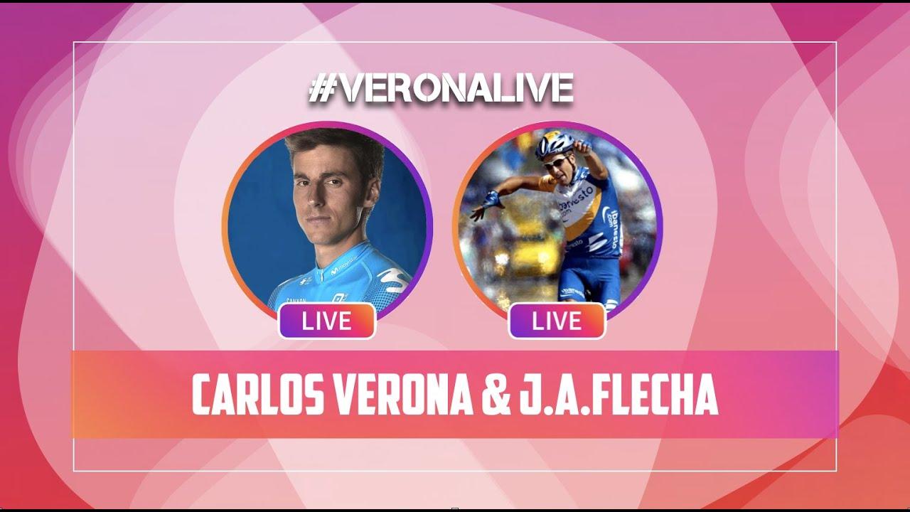#VERONALIVE | Carlos Verona y J.A. Flecha