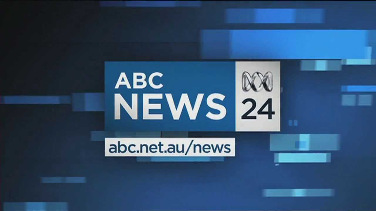 ABC News Picture: ABC News 24 Ident #1