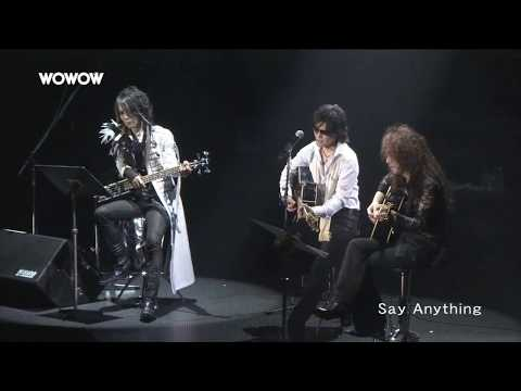 X Japan - Say Anything 2008 live (HD)