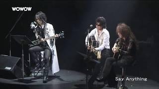 X Japan - Say Anything 2008 live (HD)