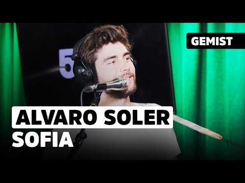 Alvaro Soler - Sofia | Live bij Evers Staat Op