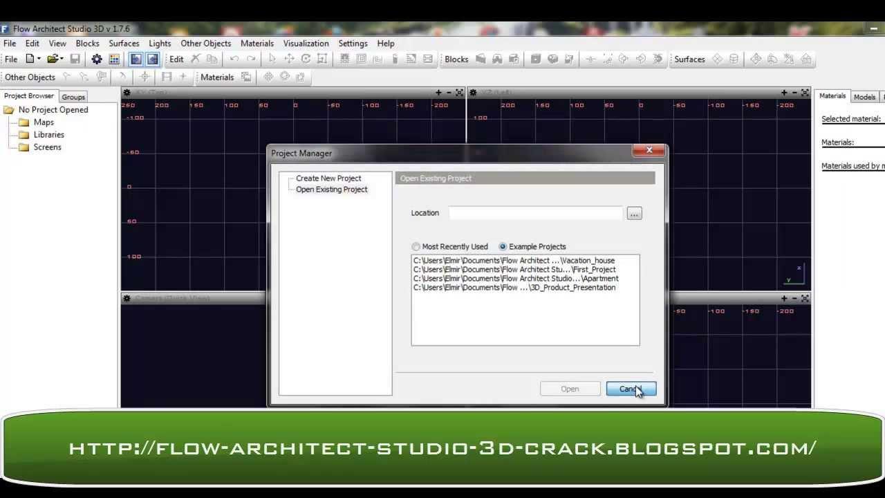 Flow Architect Studio 3d 176 Crack Youtube