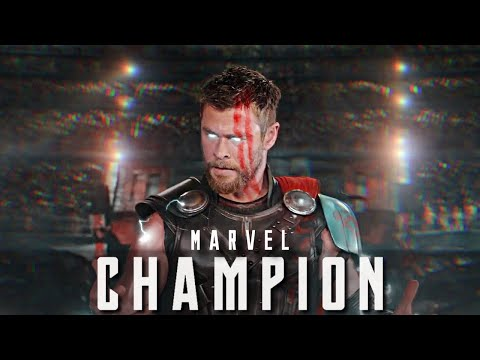 Marvel || Champion [Fall Out Boy]