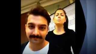 Bahtiyar Özdemir & Aysun Taşçeşme - Aşk Çiçeğim (Yok Yere Gittin) (HD+) Resimi